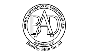 British Association of Dermatology logo